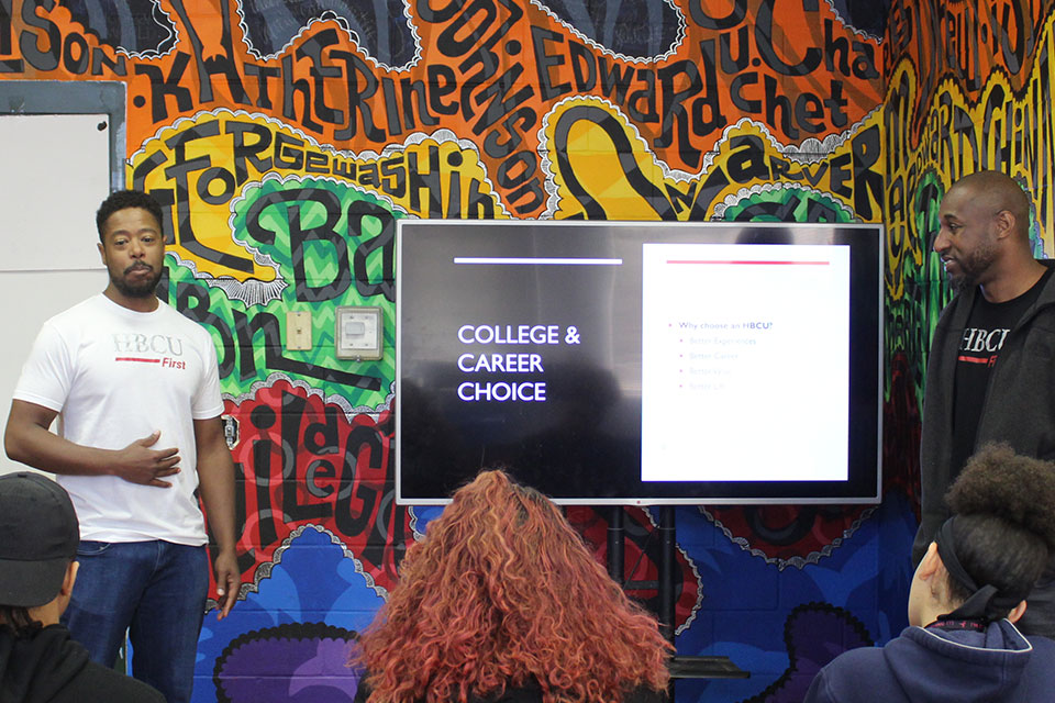 College Readiness Workshops