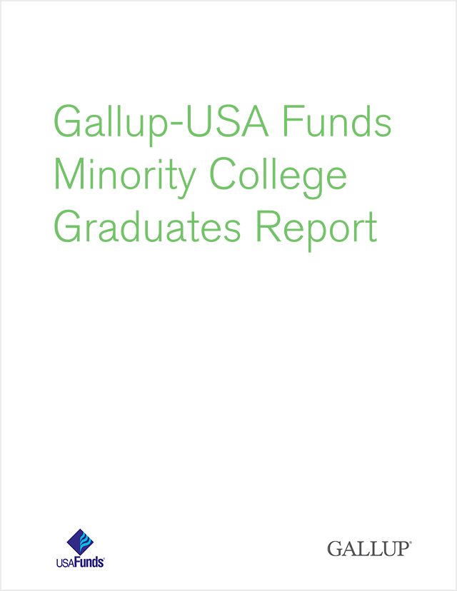 Minority College Graduates Report