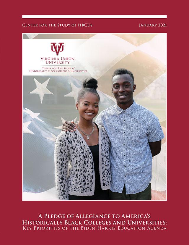 A Pledge of Allegiance to America's HBCUs