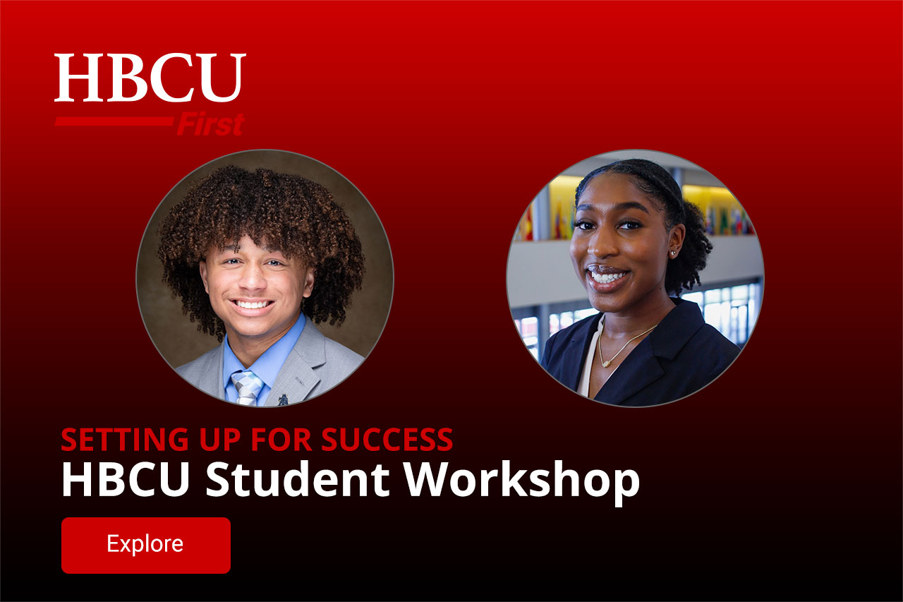 HBCU Student Workshops™