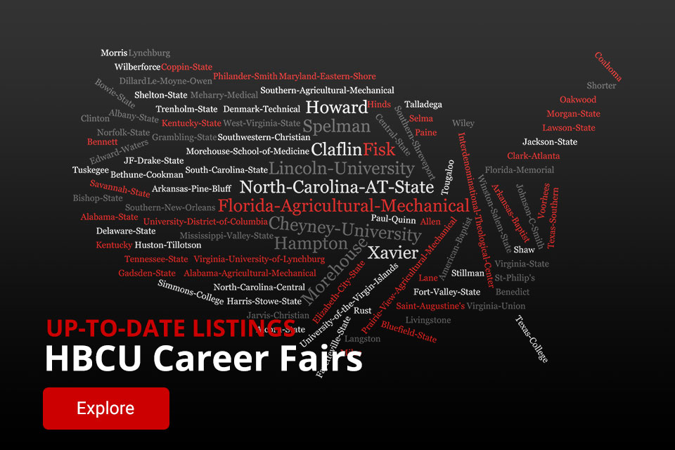 HBCU Career Fairs